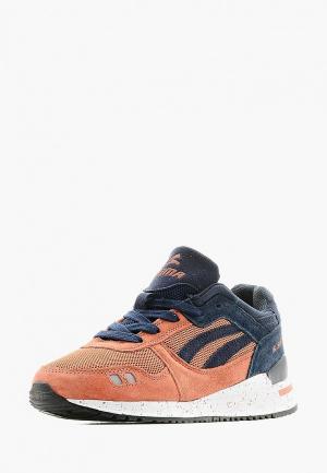 Кроссовки Sigma. Цвет: оранжевый
