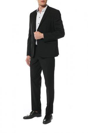 Костюм: брюки, пиджак MARCIANO Los Angeles. Цвет: черный