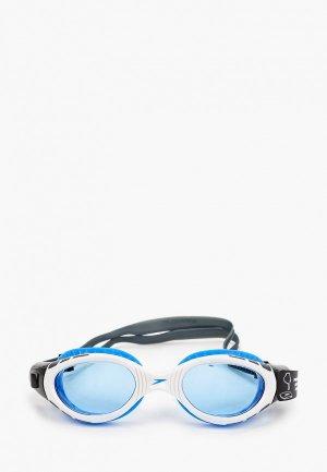 Очки для плавания Speedo FUT BIOF FSEAL DUAL GOG. Цвет: белый