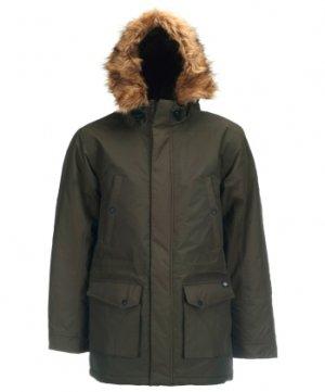 Куртка Curtis Dickies. Цвет: зеленый