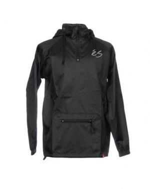 Куртка ÉS. Цвет: черный