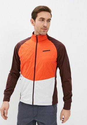 Куртка утепленная Craft ADV STORM JKT. Цвет: разноцветный