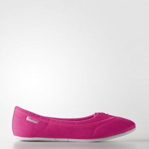 Балетки NEOLINA Performance adidas. Цвет: белый