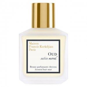 Парфюмированная спрей-дымка для волос Oud satin mood Maison Francis Kurkdjian. Цвет: бесцветный