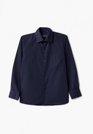 Рубашка Katasonov. Цвет: синий