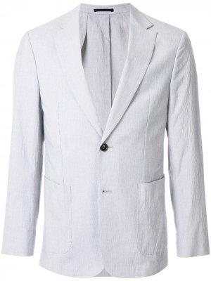 Пиджак строгого кроя Cerruti 1881. Цвет: разноцветный