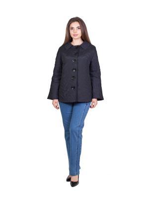 Куртка NAKAD. Цвет: черный