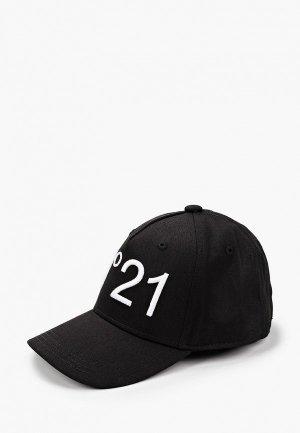 Бейсболка N21. Цвет: черный