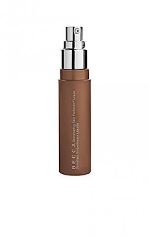 Флюид-хайлайтер shimmering skin BECCA. Цвет: металлический бронзовый