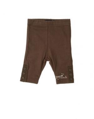 Повседневные брюки JEAN BOURGET. Цвет: коричневый