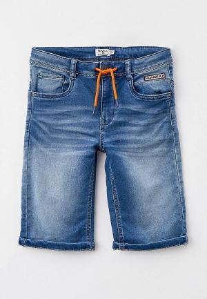 Шорты джинсовые OVS. Цвет: синий