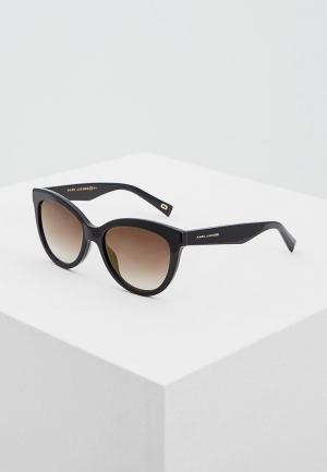 Очки солнцезащитные Marc Jacobs 310/S 807. Цвет: черный