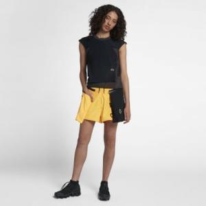 Женская футболка Lab ACG Nike. Цвет: черный