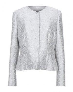 Пиджак BOTONDI MILANO. Цвет: серый