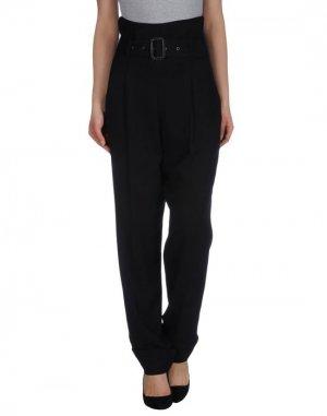 Повседневные брюки FELIPE OLIVEIRA BAPTISTA. Цвет: черный