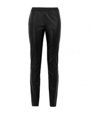 Повседневные брюки DESIGNERS, REMIX. Цвет: черный