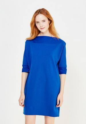 Платье Makadamia. Цвет: синий