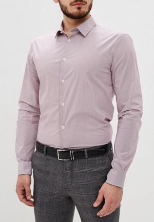 Рубашка Celio. Цвет: фиолетовый