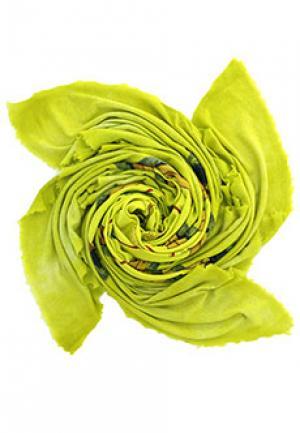 Платок AVANT TOI. Цвет: зеленый