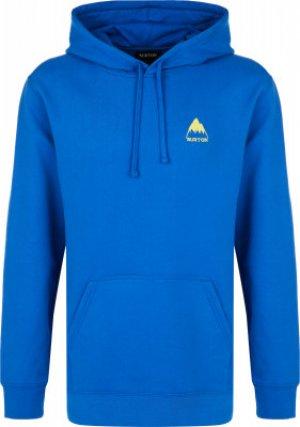 Джемпер флисовый мужской Mountain, размер 46-48 Burton. Цвет: синий