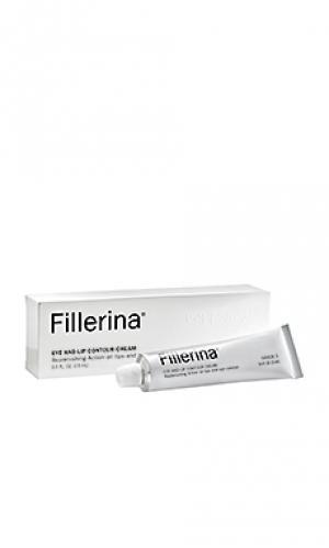 Антивозрастной уход для глаз и губ eye and lip Fillerina. Цвет: beauty: na