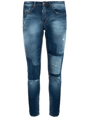 Зауженные джинсы LABELROUTE