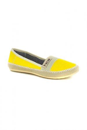 Прогулочная обувь HCS. Цвет: желтый, бежевый