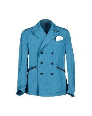 Пиджак AQUARAMA. Цвет: цвет морской волны