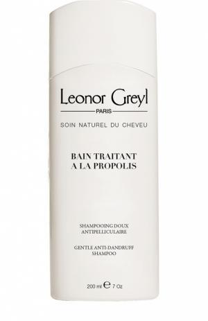 Ванна-шампунь с прополисом от перхоти Leonor Greyl. Цвет: бесцветный