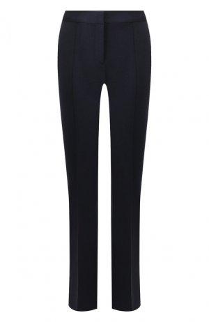 Расклешенные брюки Victoria, Victoria Beckham. Цвет: темно-синий