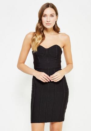 Платье Danity. Цвет: черный