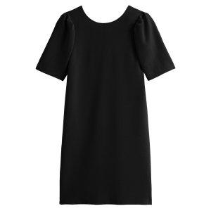 Платье La Redoute. Цвет: черный