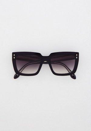 Очки солнцезащитные Isabel Marant IM 0005/N/S 807. Цвет: черный