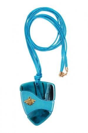Кулон FRANSUA ARDY. Цвет: синий