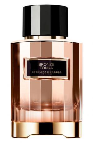 Парфюмерная вода Confidential Bronze Tonka Carolina Herrera. Цвет: бесцветный