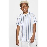 Теннисная футболка для мальчиков школьного возраста Court Dri-FIT Nike