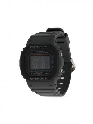 Наручные часы DW5610SU-8 Military Grey pre-owned 43 мм G-Shock. Цвет: серый