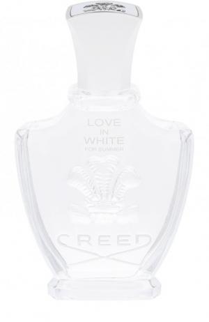 Парфюмерная вода Love In White For Summer Creed. Цвет: бесцветный