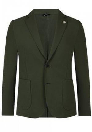 Пиджак TOMBOLINI. Цвет: зеленый