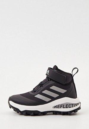 Ботинки трекинговые adidas FORTARUN ATR EL K. Цвет: черный
