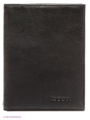 Обложка для водительского удостоверения Kofr. Цвет: черный