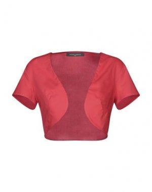 Болеро SANDRO FERRONE. Цвет: красный