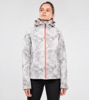 Ветровка женская , размер 46 Outventure. Цвет: серый