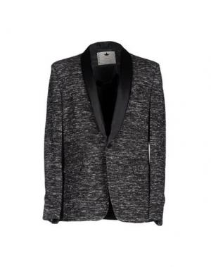 Пиджак MACCHIA J. Цвет: стальной серый