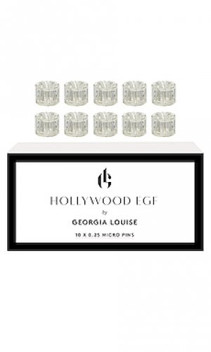 Набор для микроигольчатой терапии hollywood egf Pulse+GLO by Georgia Louise. Цвет: beauty: na