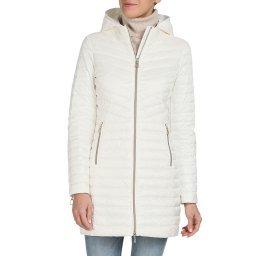 Куртка W0225C белый GEOX