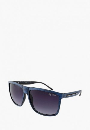 Очки солнцезащитные Ray Flector. Цвет: синий