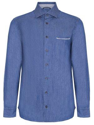 Джинсовая рубашка VAN LAACK