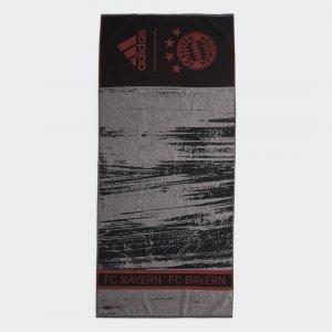 Полотенце Бавария Мюнхен Performance adidas. Цвет: черный