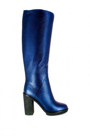 Сапоги Just Couture. Цвет: синий